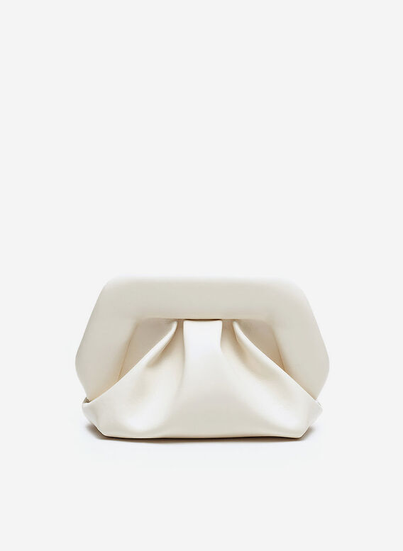 BORSA GEA BASIC, IVORY, medium