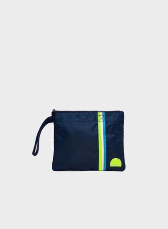 POCHETTE LUDWIG BAG, 663NAVY, small