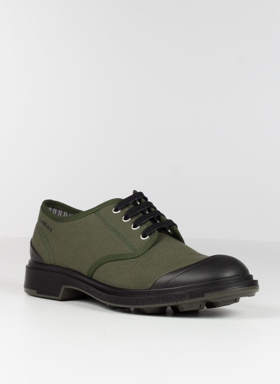 SCARPA REPORTER MONSTER, 61CANVAS/MILITARY, medium