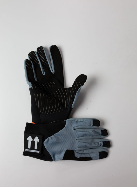 GUANTI ACTIVE GLOVES, GREY, medium