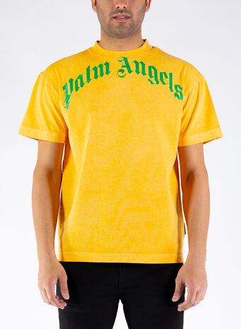 T-SHIRT VINTAGE, 1855YELLOWGRE, small