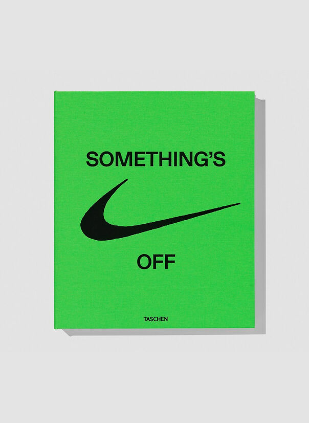 LIBRO VIRGIL ABLOH NIKE ICONS, GREEN, large