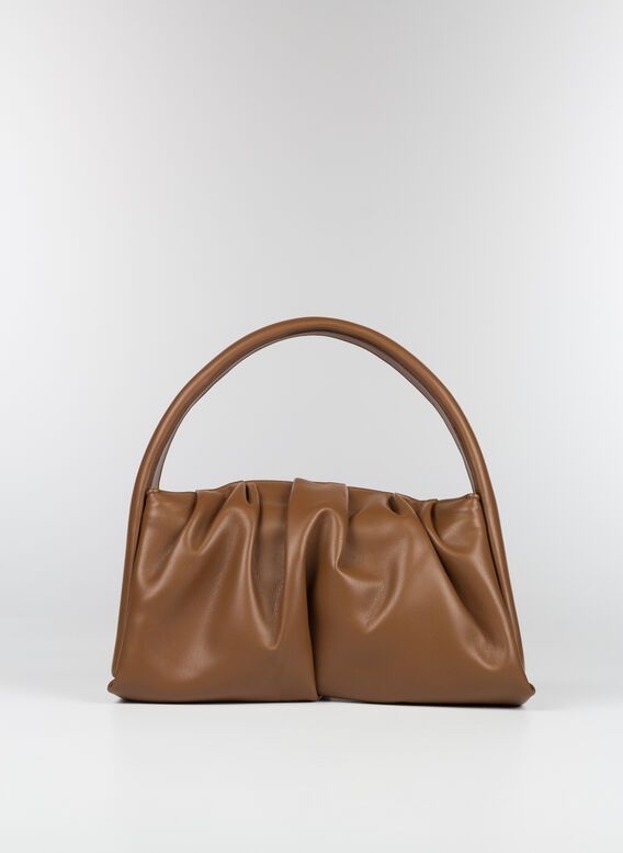 BORSA HERA BASIC, BROWN, medium