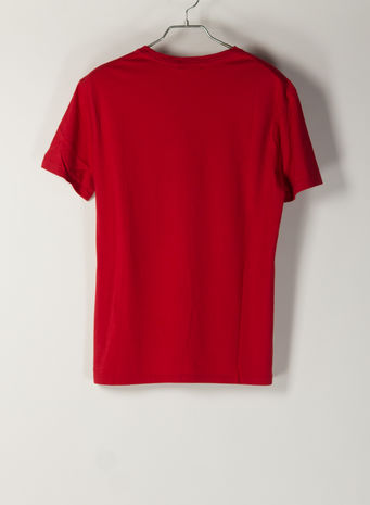 T-SHIRT STAMPA  BEAR, RL2000RED, small
