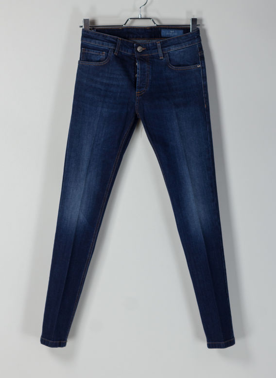 JEANS 5 TK DENIM LUNGO, 0405DENIM, medium