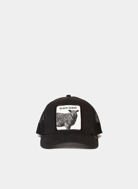 CAPPELLO BE RECKLESS, BLK, medium