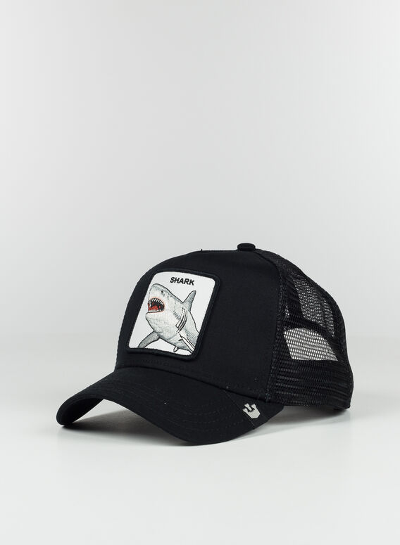CAPPELLO GREAT WHITE, BLK, medium