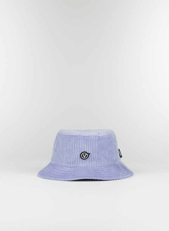 CAPPELLO VANS X AP CORDUROY BUCKET, MULTI, medium