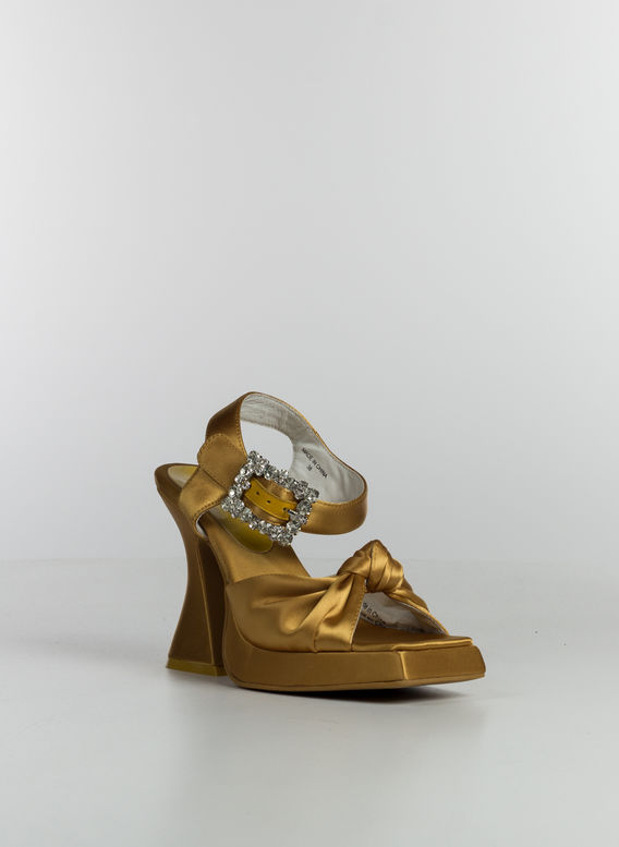 SCARPA THE-CRAFT SATIN, YELLOW, medium