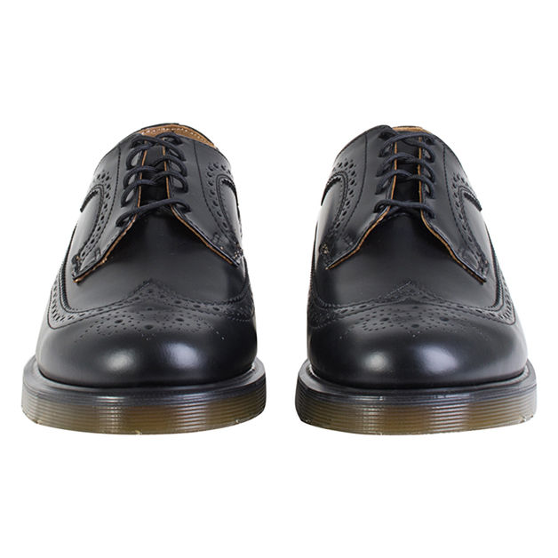 SCARPA 3989 BROGUE, BLACK, medium