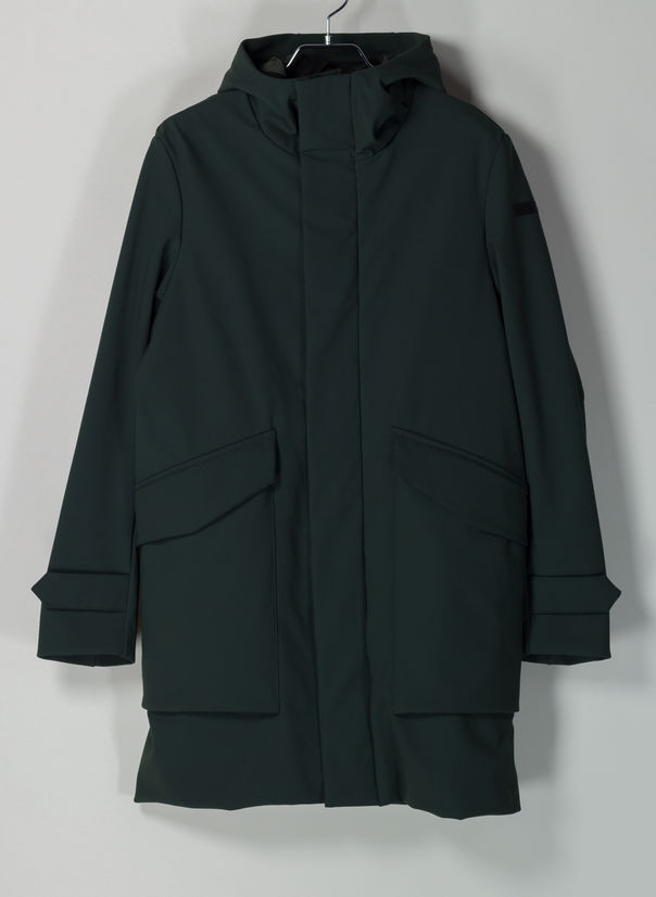 GIUBBOTTO THERMO PARKA, 20VERDESCURO, large