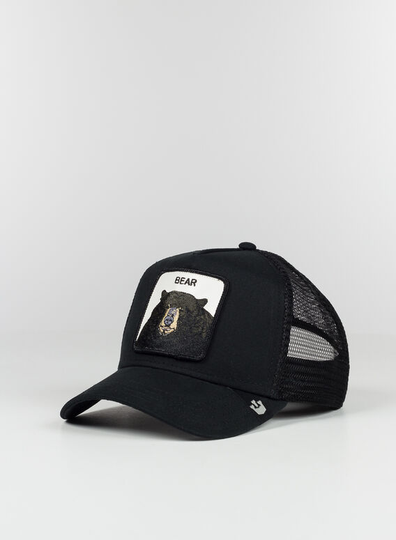 CAPPELLO BLACK BEAR, BLK, medium