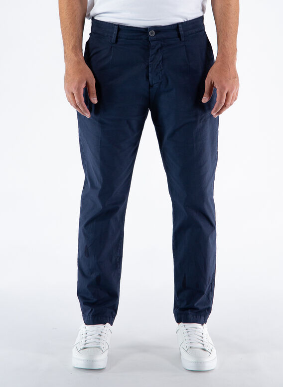 PANTALONE MASON OLD COMFRORT, T0251DARKBLUE, medium