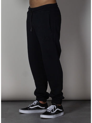PANTALONE PATCH WINGS SWEATPANTS, BLACK/MULTI, small