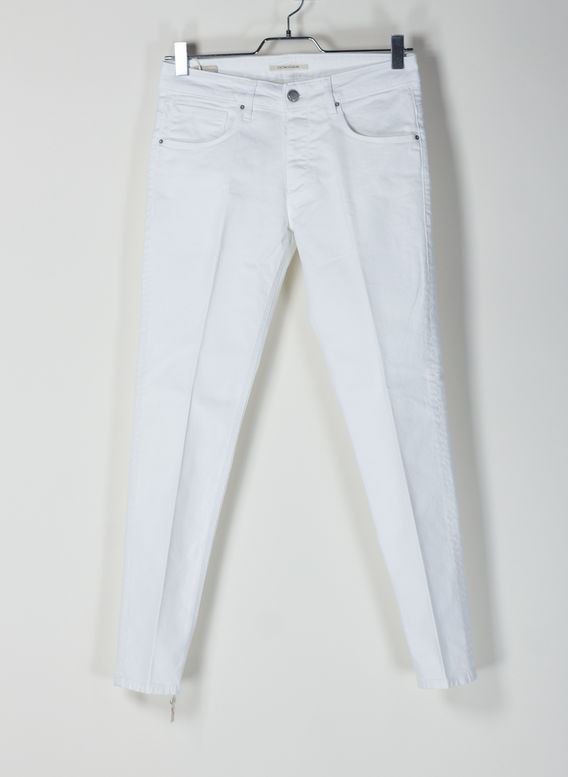 JEANS SAN FRANCISCO, BIANCO, medium