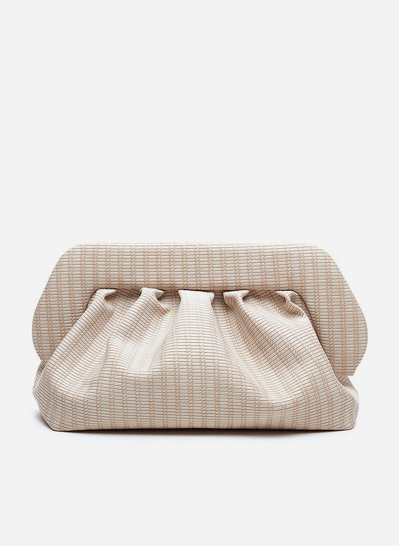 BORSA BIOS BRAID, IVORY, medium
