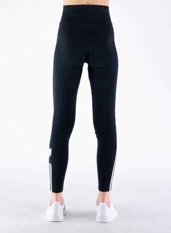 LEGGINGS HW TIGHTS, BLACK, small