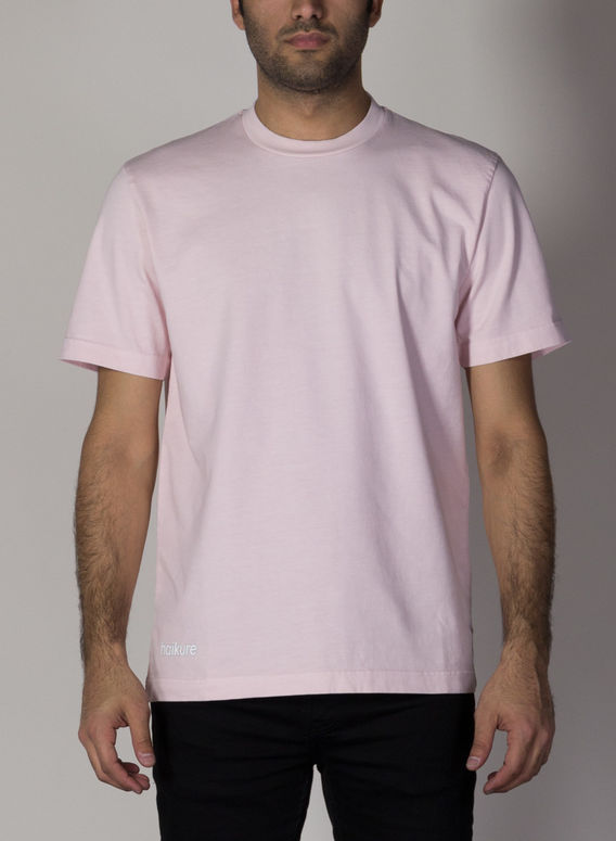 T-SHIRT MATT HEAVY RUDE JERSEY, T0007SSPINK, medium