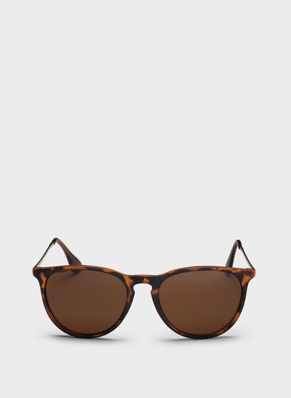 OCCHIALI CHPO SUNGLASS ROMA, TURTLE, medium